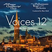 Voices 12 de Philharmonic Wind Orchestra