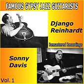 Famous Gypsy Jazz Guitarists Vol. 1 by Various Artists