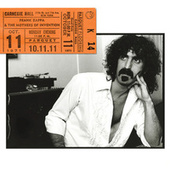 Carnegie Hall (Live At Carnegie Hall/1971) van Frank Zappa
