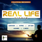 Real Life Riddim de Various Artists