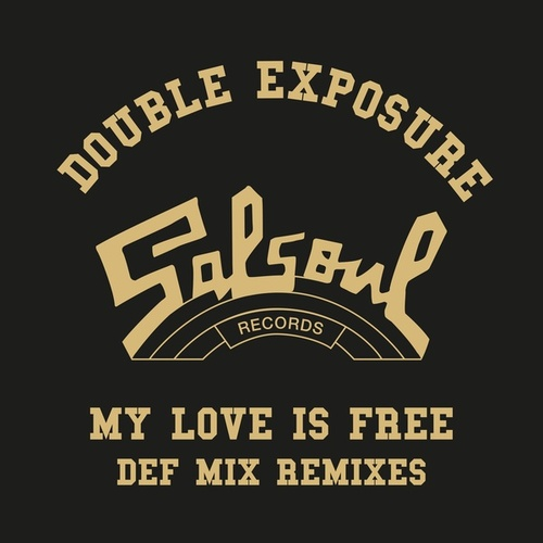 My Love Is Free (Def Mix Remixes) by Double Exposure