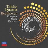 Beethoven: Complete String Quartets by Takács Quartet