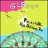 Glasto Festival Headliners by Various Artists