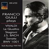 Vivaldi: The Four Seasons - Bach: Violin Sonata No. 1 de Franco Gulli