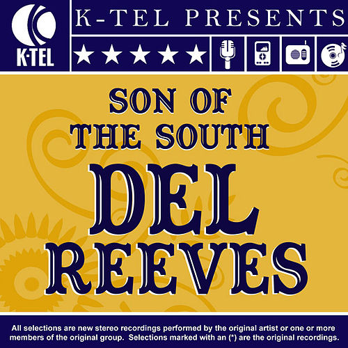 Son Of The South by Del Reeves