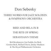Three Works de Don Sebesky