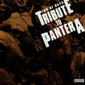 End of Days: Tribute to Pantera by Various Artists