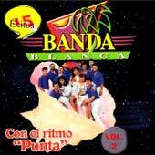 Con el Ritmo Punta, Vol. 2 de Banda Blanca