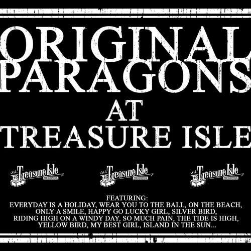 Original Paragons At Treasure Isle by The Paragons