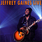Jeffrey Gaines Live by Jeffrey Gaines