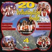 20 Volkstümliche Grüße aus Tirol - Folge 4 von Various Artists