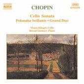 Cello Sonata / Polonaise Brillante / Grand Duo by Frederic Chopin