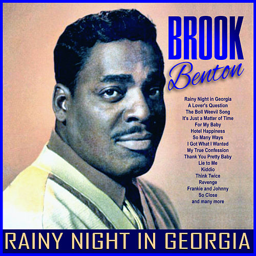 This is Brook Benton by Brook Benton