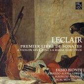 Leclair: Premier livre de sonates à violon seul avec la basse continue, Op. 1 (Excerpts) by Fabio Biondi