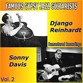 Famous Gypsy Jazz Guitarists Vol. 2 de Various Artists