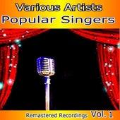 Popular Singers Vol. 1 by Various Artists