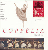 Coppelia by Leo Delibes