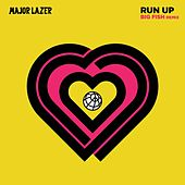 Run Up  (feat. PARTYNEXTDOOR & Nicki Minaj) [Big Fish Remix] by Major Lazer