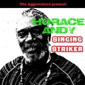 Horace Andy - Singing Striker de Horace Andy