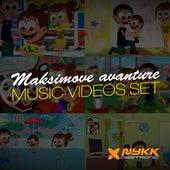 Maksimove Avanture - Music Videos Set by Nykk Deetronic