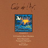 Cafe de l'Art, Vol. 1 (14 Guitar Duets Themes) de Various Artists