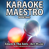 Ant Music (Karaoke Version) [Originally Performed By Adam & The Ants] (Originally Performed By Adam & The Ants) de Tommy Melody