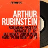 Schumann: Pièces de fantaisie, Op. 12 - Beethoven: Sonate pour piano