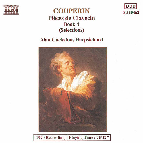 Pieces de Clavecin Book 4 (Highlights) by François Couperin