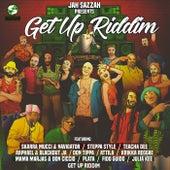 Jah Sazzah Presents Get up Riddim by Various Artists