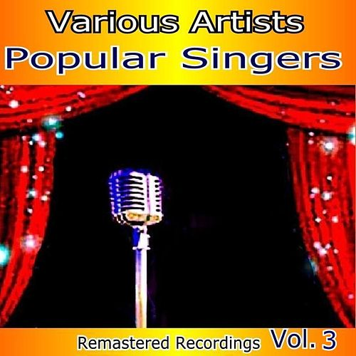 Popular Singers Vol. 3 by Various Artists