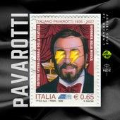 Pavarotti by Skrip