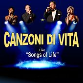 Canzoni Di Vita live Songs of life de Various Artists