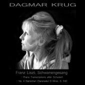 Franz Liszt: Schwanengesang - Piano Transcriptions after Schubert - No. 4 Ständchen (Serenade) D Minor, S. 560 by Dagmar Krug