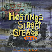Hastings Street Grease Vol. 2: Detroit Blues... de Various Artists