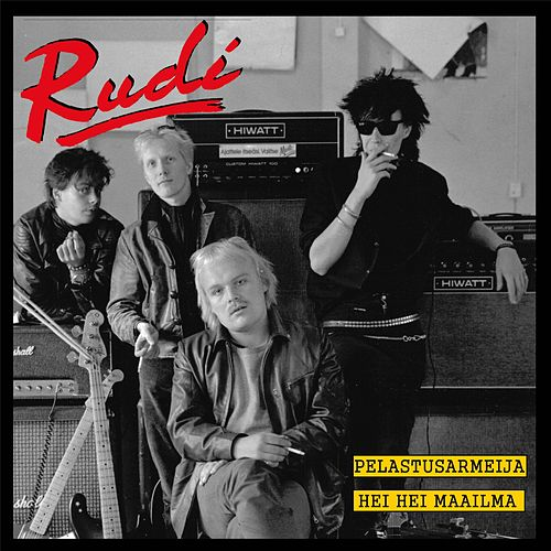 Pelastusarmeija by Rudi