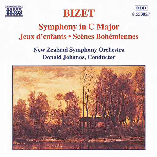 Symphony in C Major by Georges Bizet