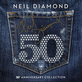 50th Anniversary Collection de Neil Diamond