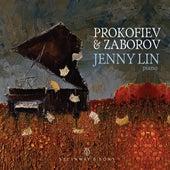 Prokofiev & Zaborov: Piano Works by Jenny Lin