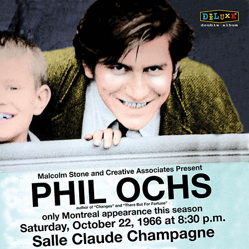 Live In Montreal 10/22/66 by Phil Ochs