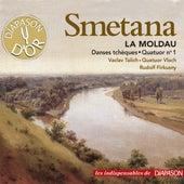 Smetana: La Moldau & Quatuor à cordes No. 1 (Les indispensables de Diapason) by Various Artists