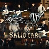 Salio Caro (En Vivo) [feat. Los Nuevos Ilegales] by Arturo Coronel y el Buen Estilo