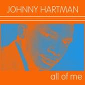 Johnny Hartman: All of Me de Johnny Hartman
