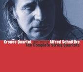 Alfred Schnittke (Complete Works for String Quartet) (re-delivery) de Kronos Quartet