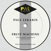 Fruit Machine by Paul Lekakis