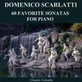 Domenico Scarlatti: 60 Favorite Sonatas for Piano by Claudio Colombo