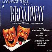 The Best Of Broadway by Various Artists