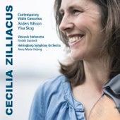 Skog & Nilsson: Contemporary Violin Concertos by Cecilia Zilliacus