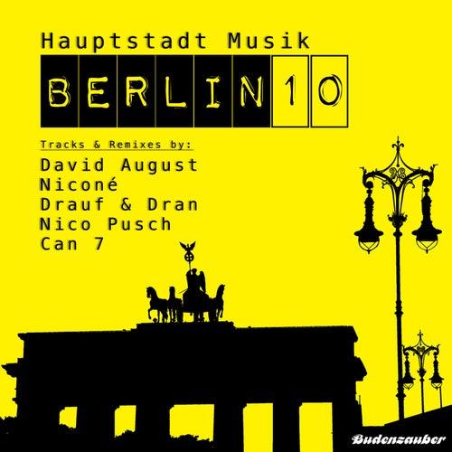 Hauptstadt Musik Berlin, Vol. 10 von Various Artists