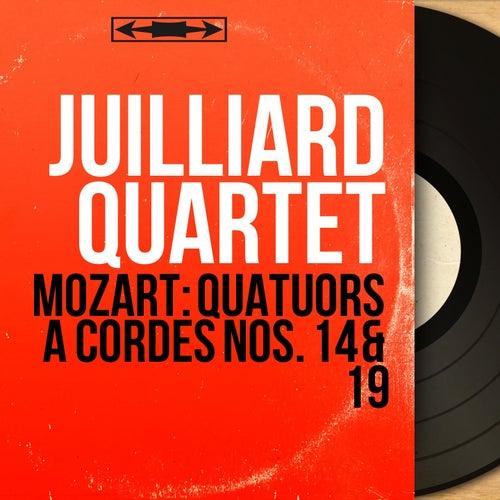 Mozart: Quatuors à cordes Nos. 14 & 19 (Mono Version) von Juilliard Quartet