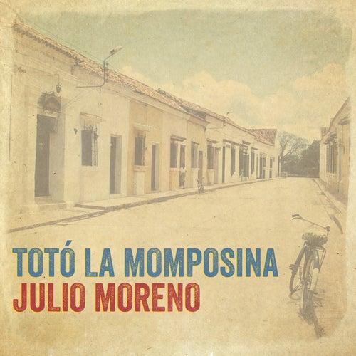 Julio Moreno de Toto La Momposina
